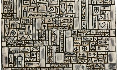 Grafismo infinito, Joaquín Torres García