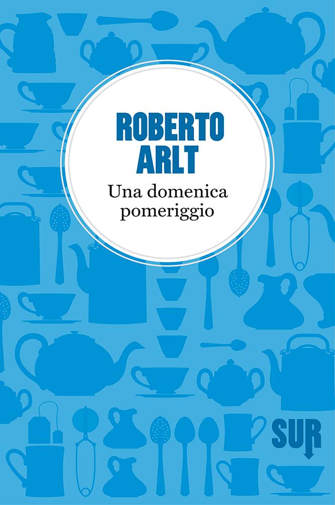 LittleSUR4_Arlt_Unadomenicapomeriggio_cover