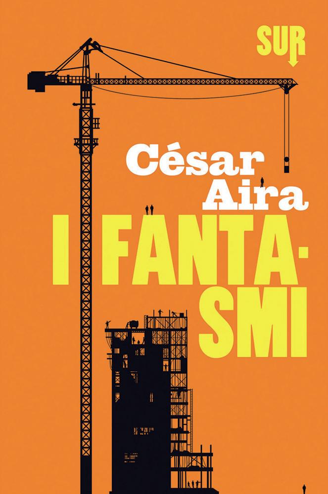 César Aira, I fantasmi