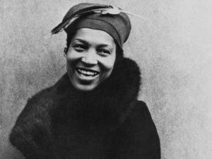 Zora Neale Hurston, Class of 1928, Chicago, Ill., November 9, 1934
