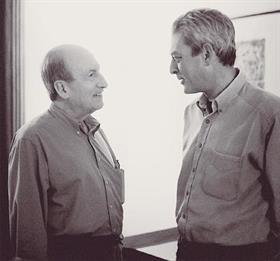 Paul Auster e Tomas Eloy Martínez