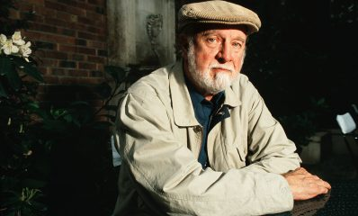 FRANCE - MAY 12:  Richard Matheson, author in France on May 12, 2000.  (Photo by Xavier ROSSI/Gamma-Rapho via Getty Images)