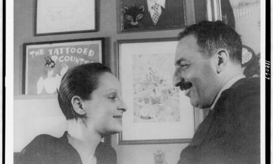Blanche and Alfred Knopf