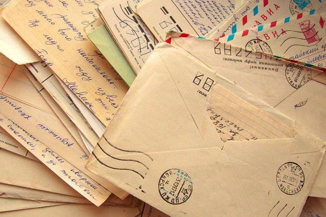 Breve storia dell'arte di scrivere lettere