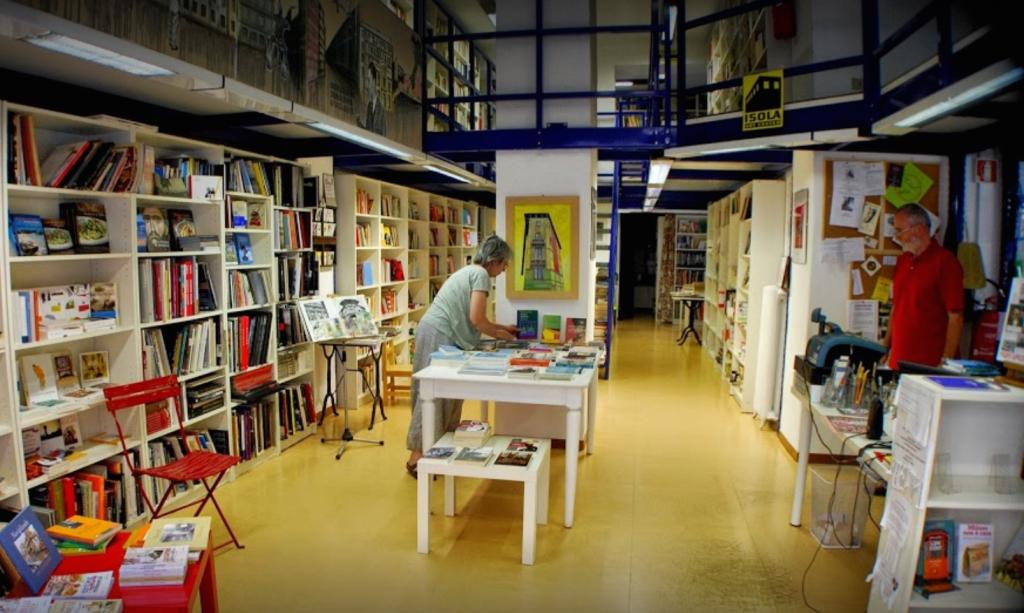 Isola libri