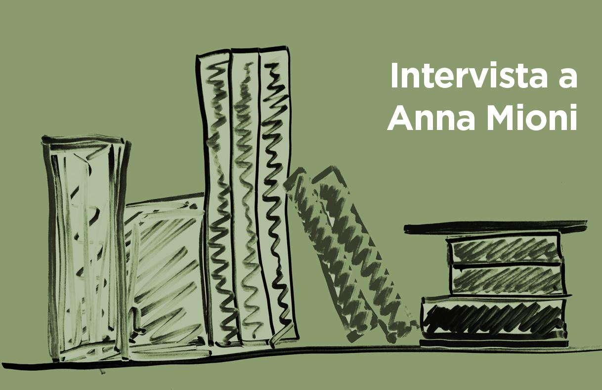 «Uno spazio di silenzio e concentrazione», conversazione con Anna Mioni