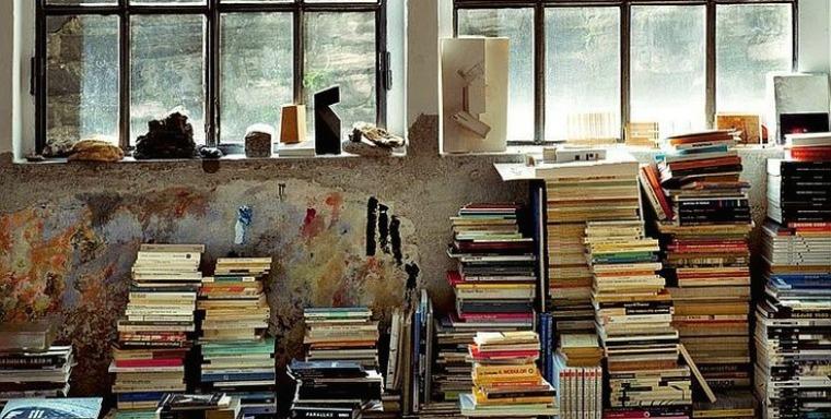 I libri sono le stanze in cui scegliamo di abitare