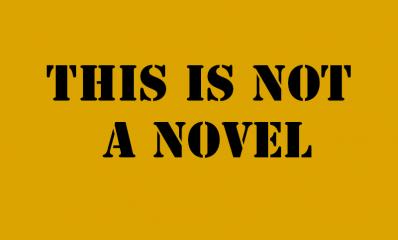 non chiamatelo romanzo