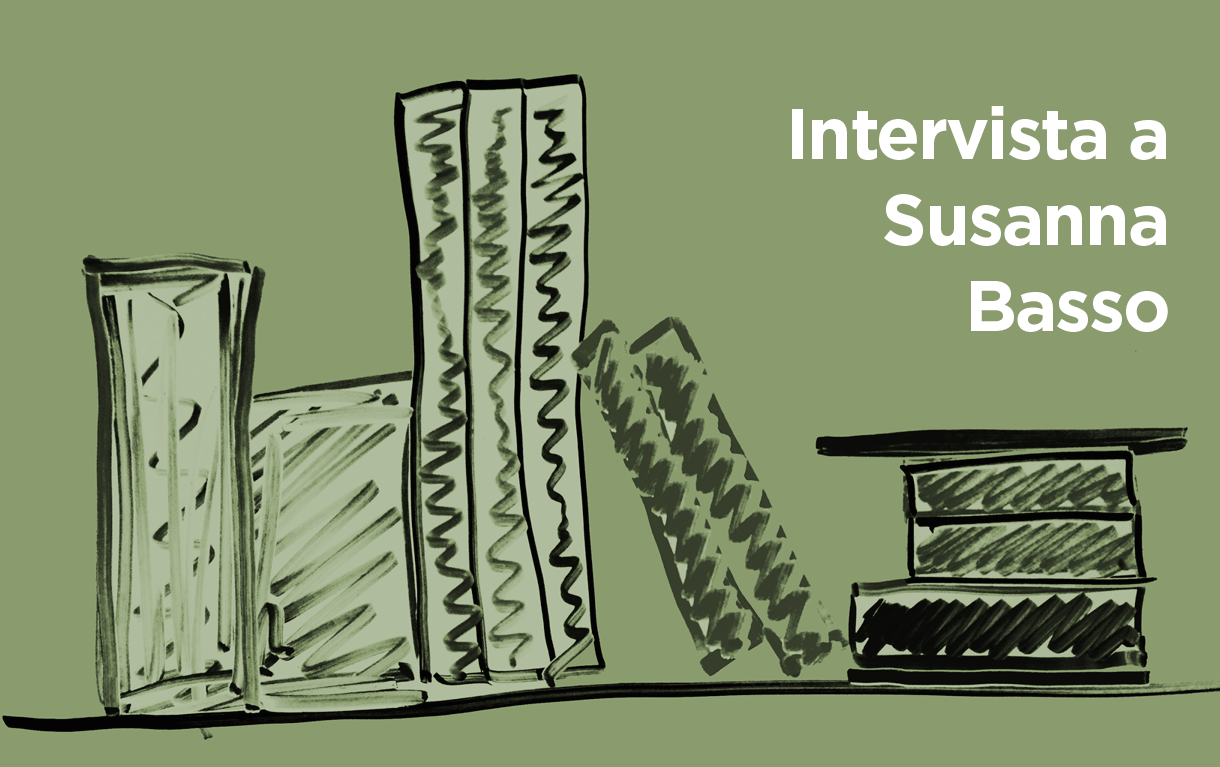 «Un instancabile stupore per le lingue», conversazione con Susanna Basso