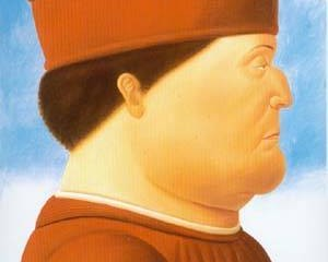 botero_xx_after_piero_della_francesca_1998_