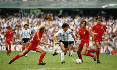 Argentina vs Belgium
