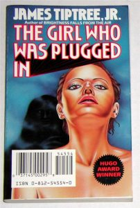 girl who was plugged in