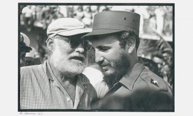 Hemingway_Castro