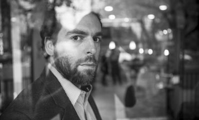 Brazilian writer Daniel Galera