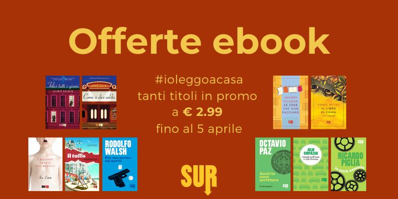 #ioleggoacasa offerte ebook