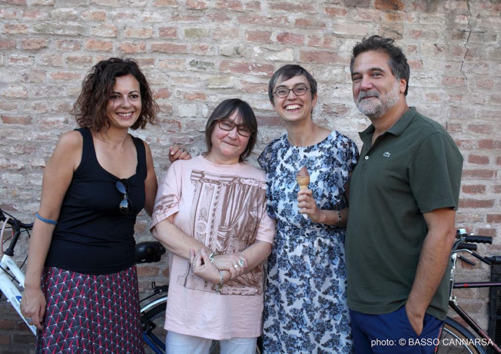 Ali Smith a Mantova