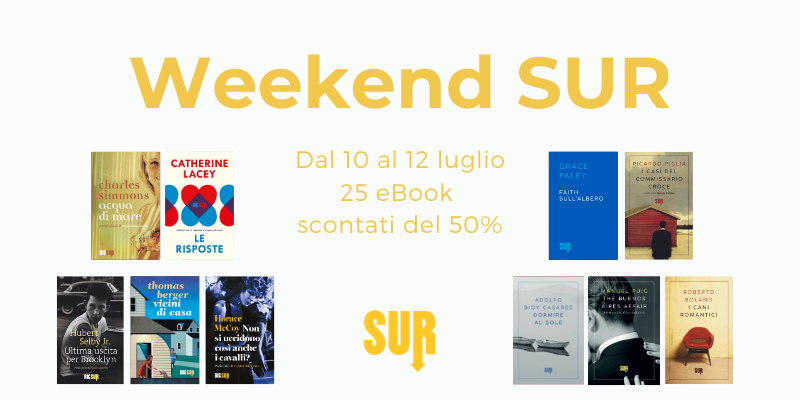 Weekend SUR offerte ebook