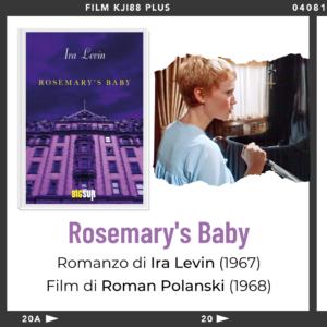 Rosemart's Baby #leggitiunfilm